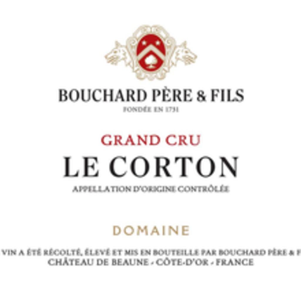 Bouchard Pere & Fils Le Corton Grand Cru 2012