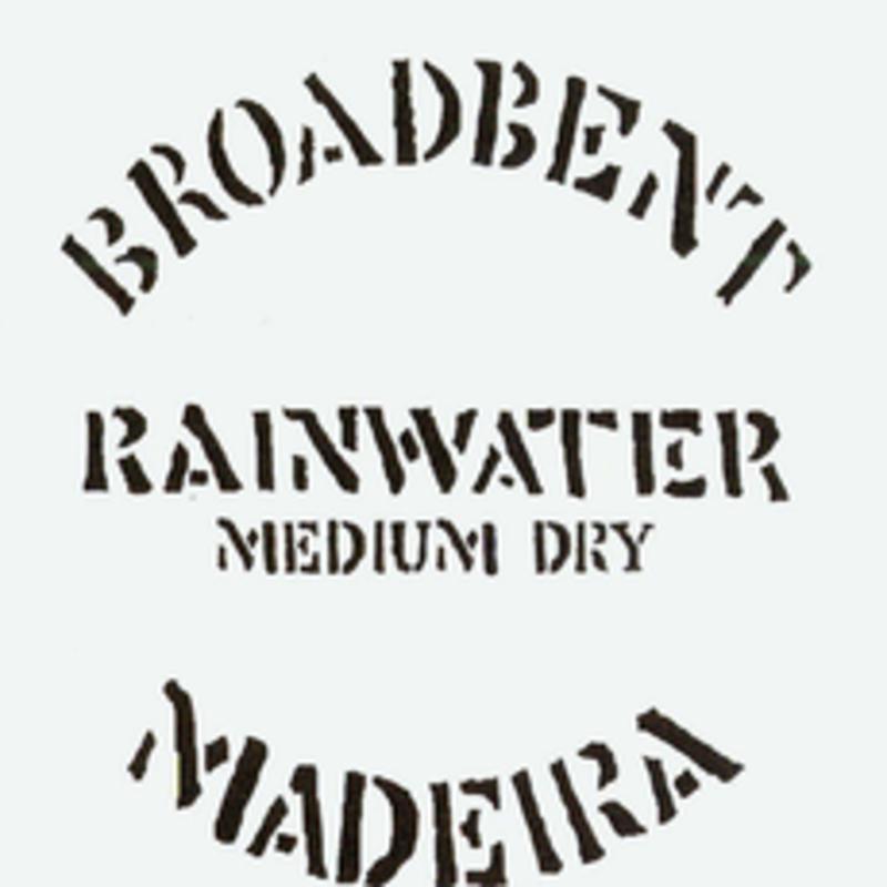 """Broadbent """"Rainwater"""" Madeira NV"""