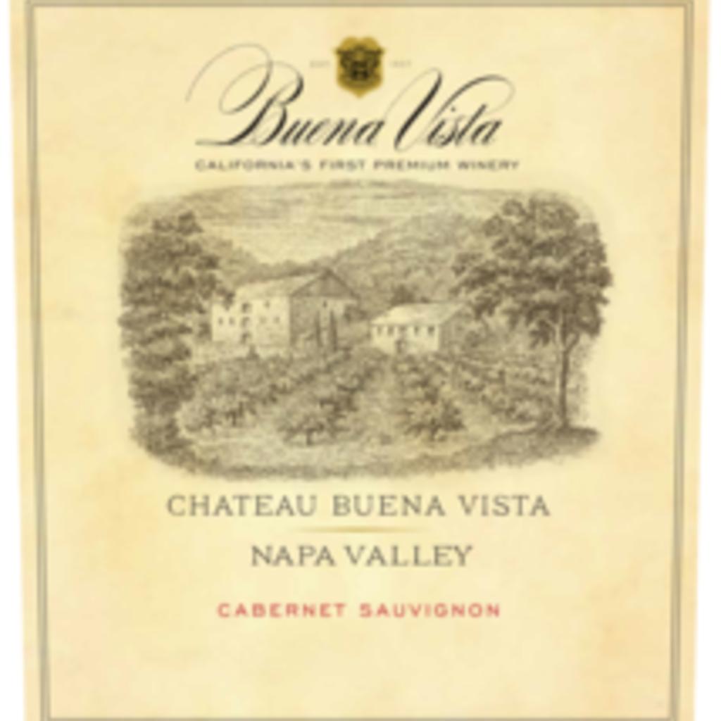 Buena Vista Winery Cabernet Sauvignon 2018
