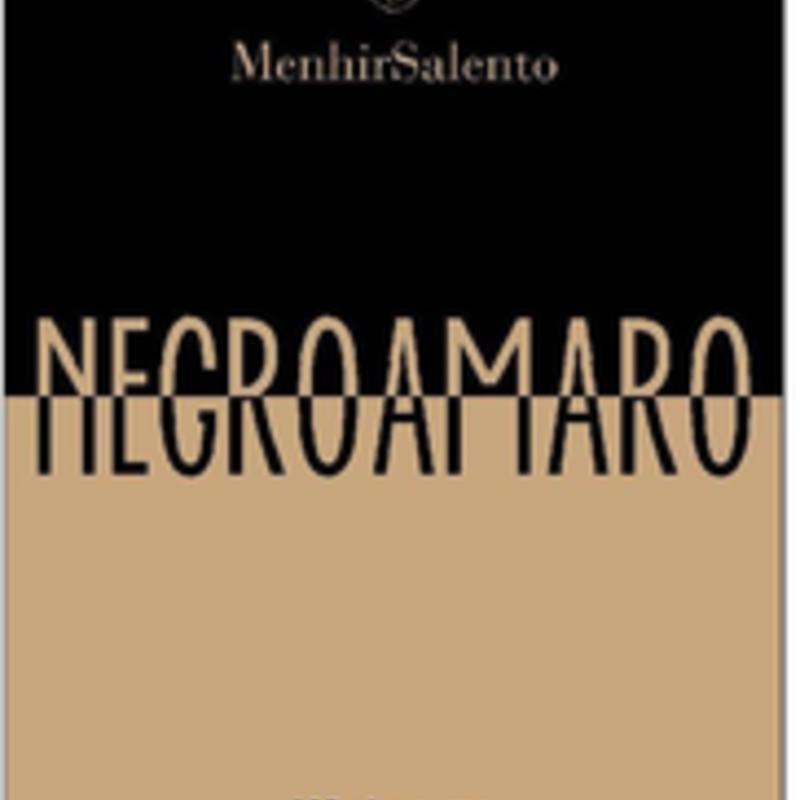 "Cantine Menhir ""Il Mandorlo"" Negroamaro 2020"