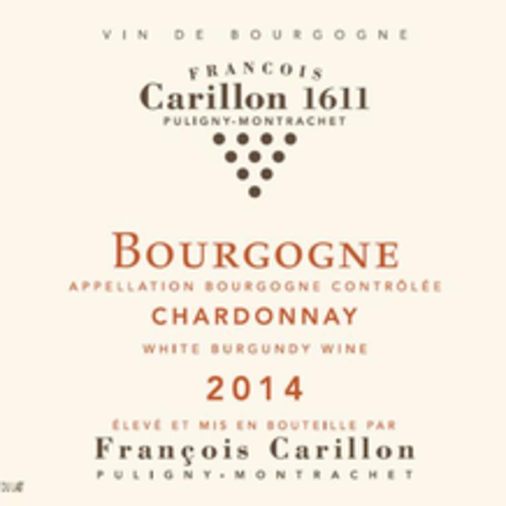 Carillon Bourgogne Chardonnay 2018