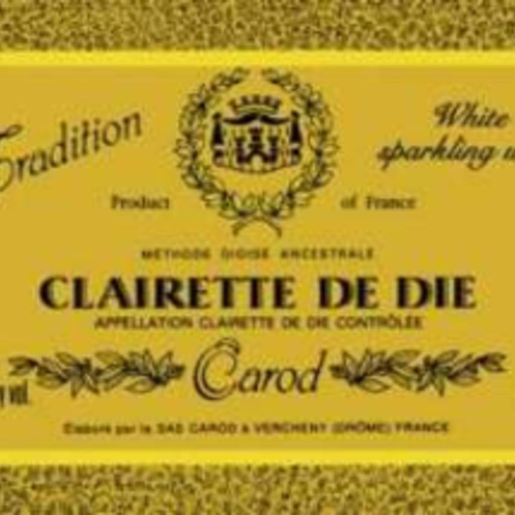 Carod Clairette de Die Brut Tradition NV