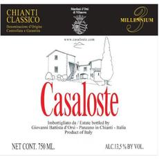 Casaloste Chianti Classico 2017