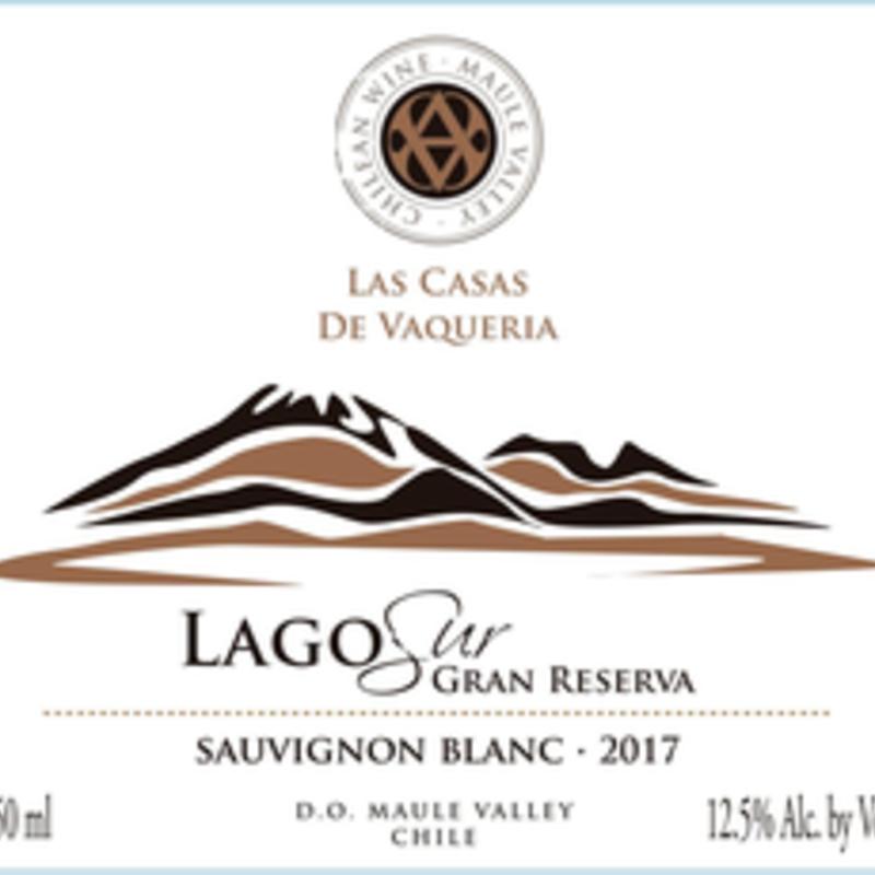 Casas de Vacqueria Lago Sure Carmenere 2019