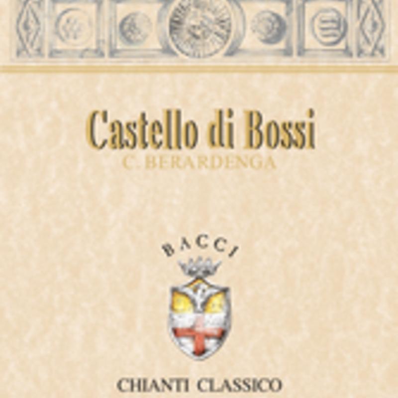 Castello di Bossi Chianti Classico Riserva 2016