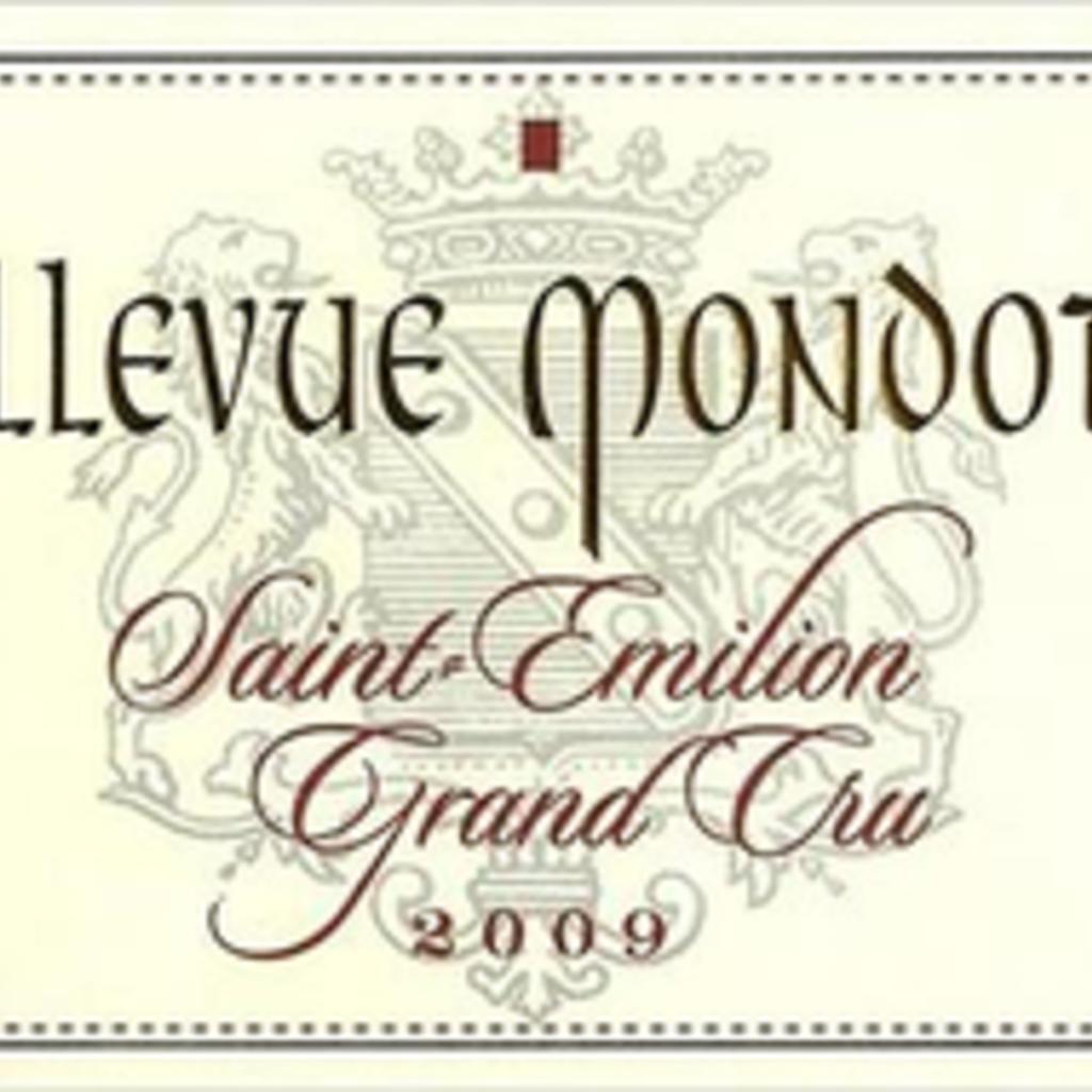 Chateau Bellevue-Mondotte Saint Emilion 2008