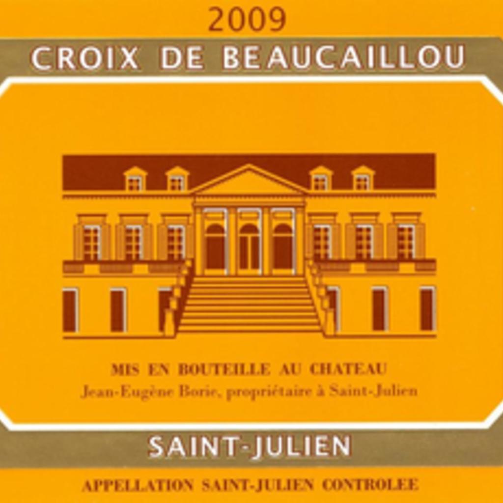 Chateau Ducru-Beaucaillou Saint-Julien 2010