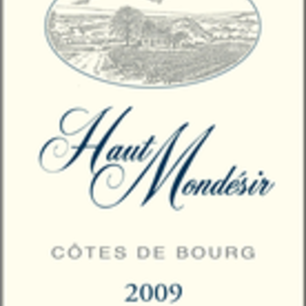 Chateau Mondesir Cotes de Bordeaux 2016
