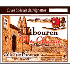 Clos Cibonne Tradition Tibouren Rose 2019 750mL