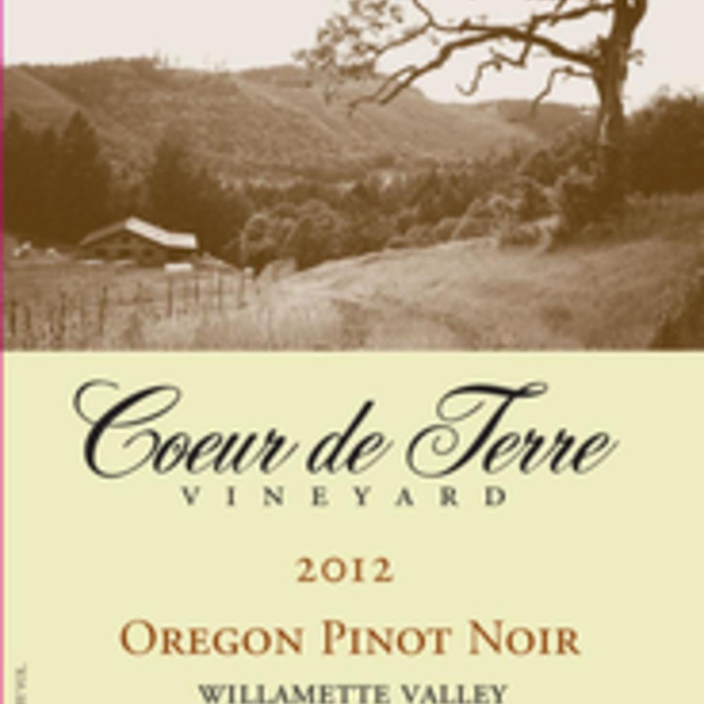 Coeur de Terre Vineyards Pinot Noir 2016