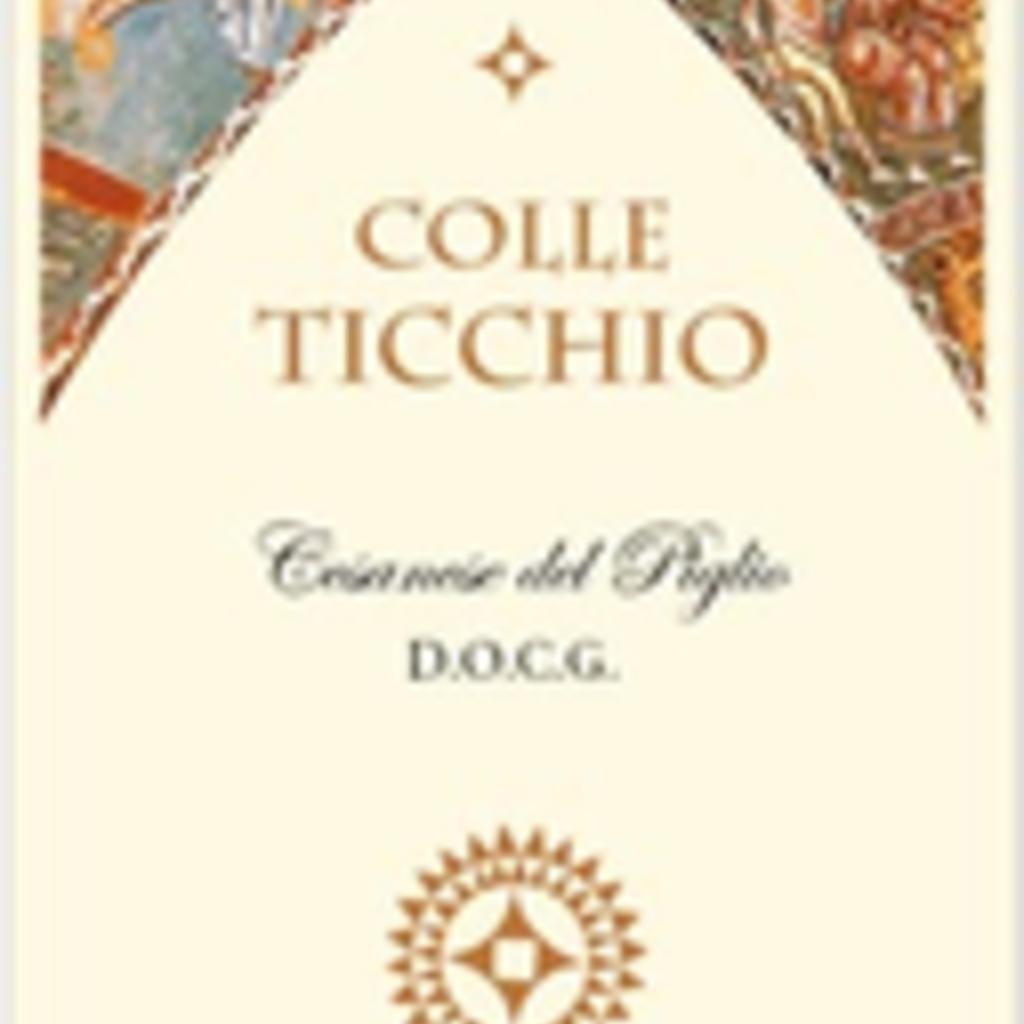 """Corte Dei Papi """"Colle Ticchio"""" Cesanese 2018"""