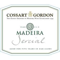 Cossart Gordon 5yr Sercial Madeira 750mL