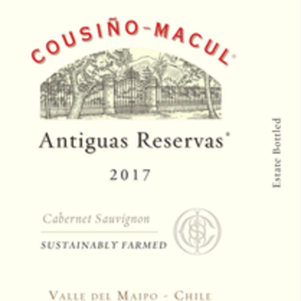 "Cousino Macul ""Antiguas Reservas"" Cabernet Sauvignon 2017"
