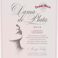 Cousino Macul Dama de Plata Cabernet Sauvignon 2016
