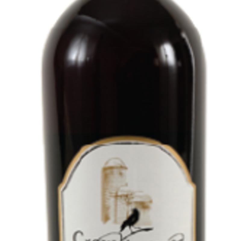 Crow Vineyards Barbera 2015