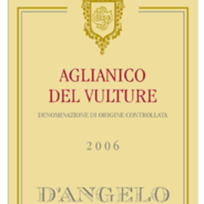 D'Angelo Aglianico del Vulture 2016