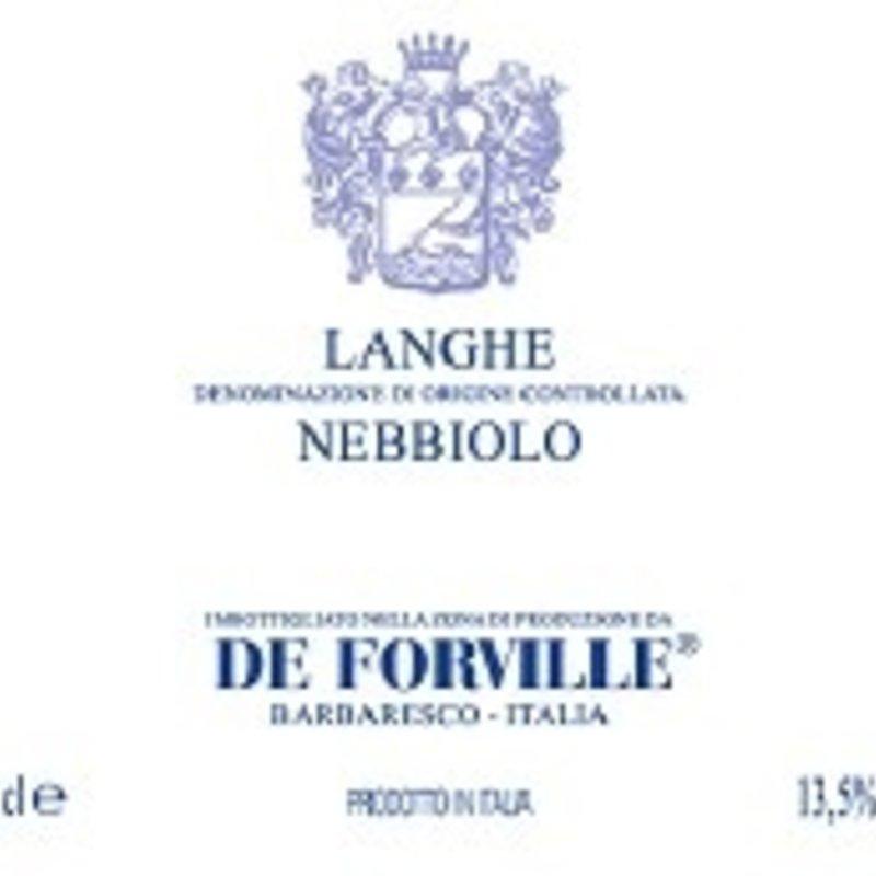 De Forville Nebbiolo 2019