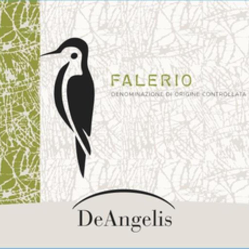 DeAngelis Falerio Bianco 2019