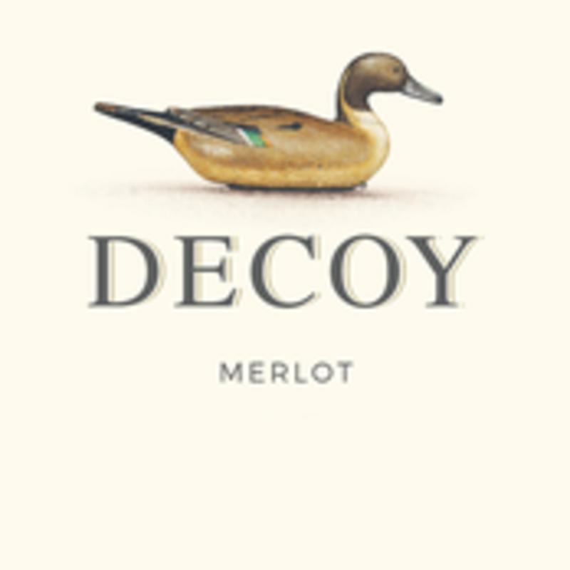 Decoy Merlot 2018