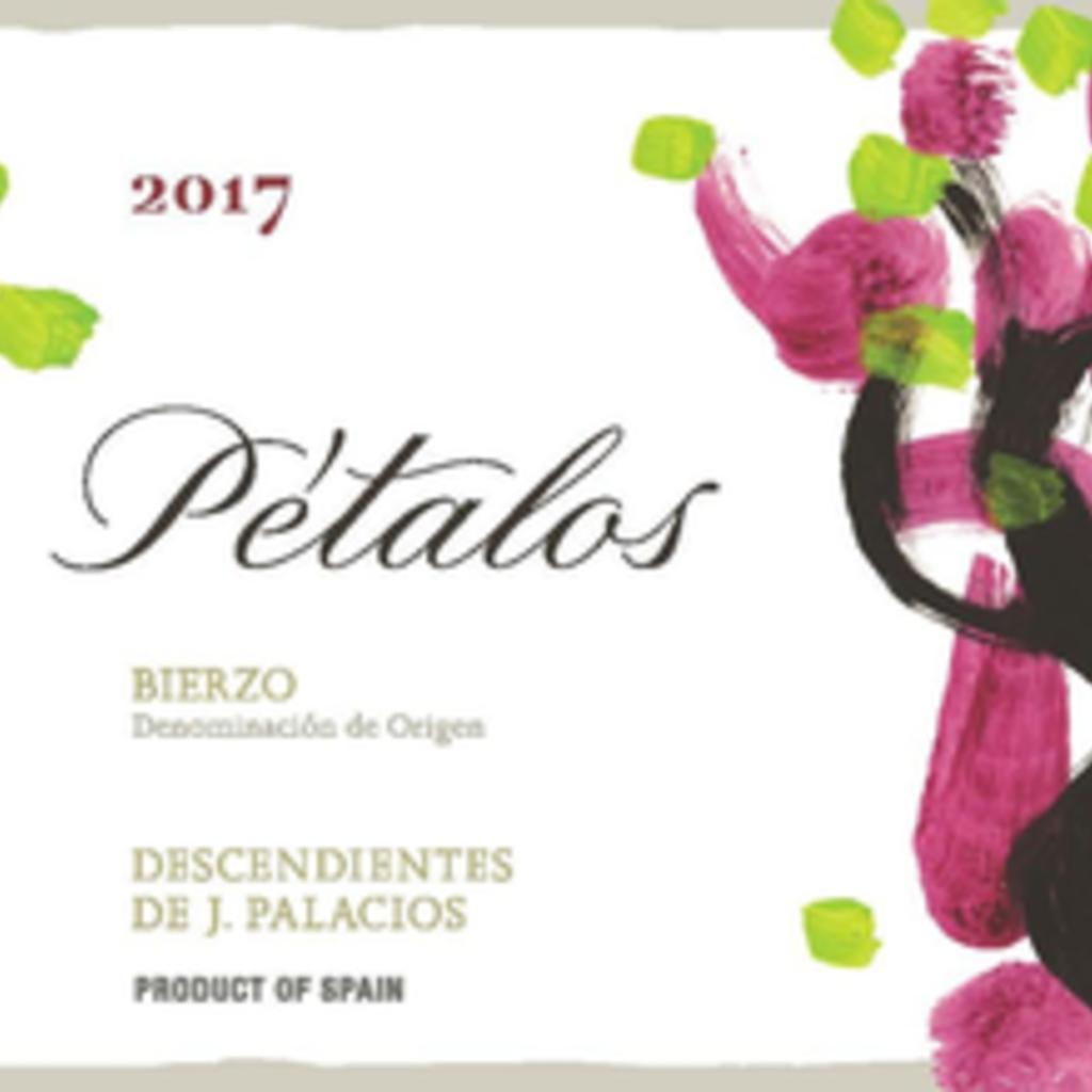 Descendientes de Jose Palacios Petalos Bierzo 2019