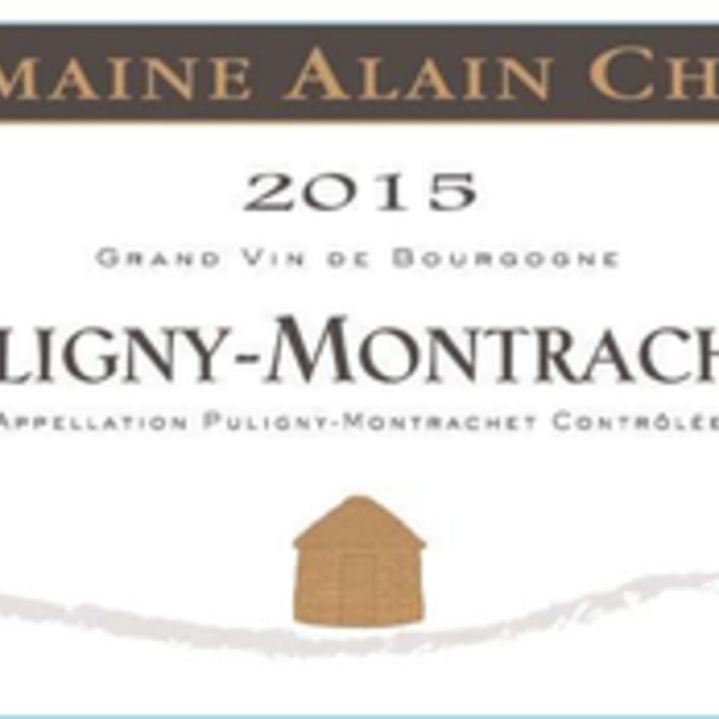 Domaine Alain Chavy Puligny-Montrachet Premiere Cru Champs Gains 2016
