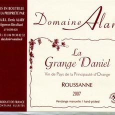 """Domaine Alary """"La Grange Daniel"""" Roussanne 2019"""