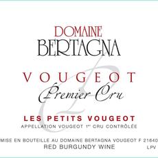 Domaine Bertagna Vougeot 1er Cru Clos De La Perrière Monopole 2016
