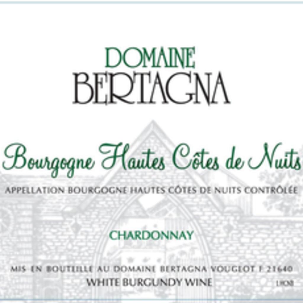 Domaine Bertagna Vougeot 1er Cru Les Cras Blanc 2016