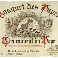 Domaine Bosquet des Papes Chateauneuf-du-Pape 2015