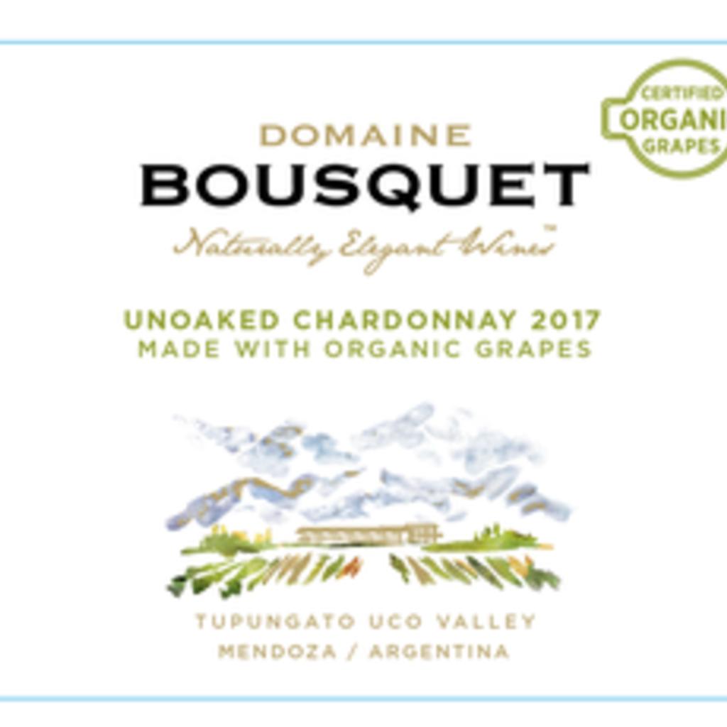 Domaine Bousquet Unoaked Chardonnay 2020
