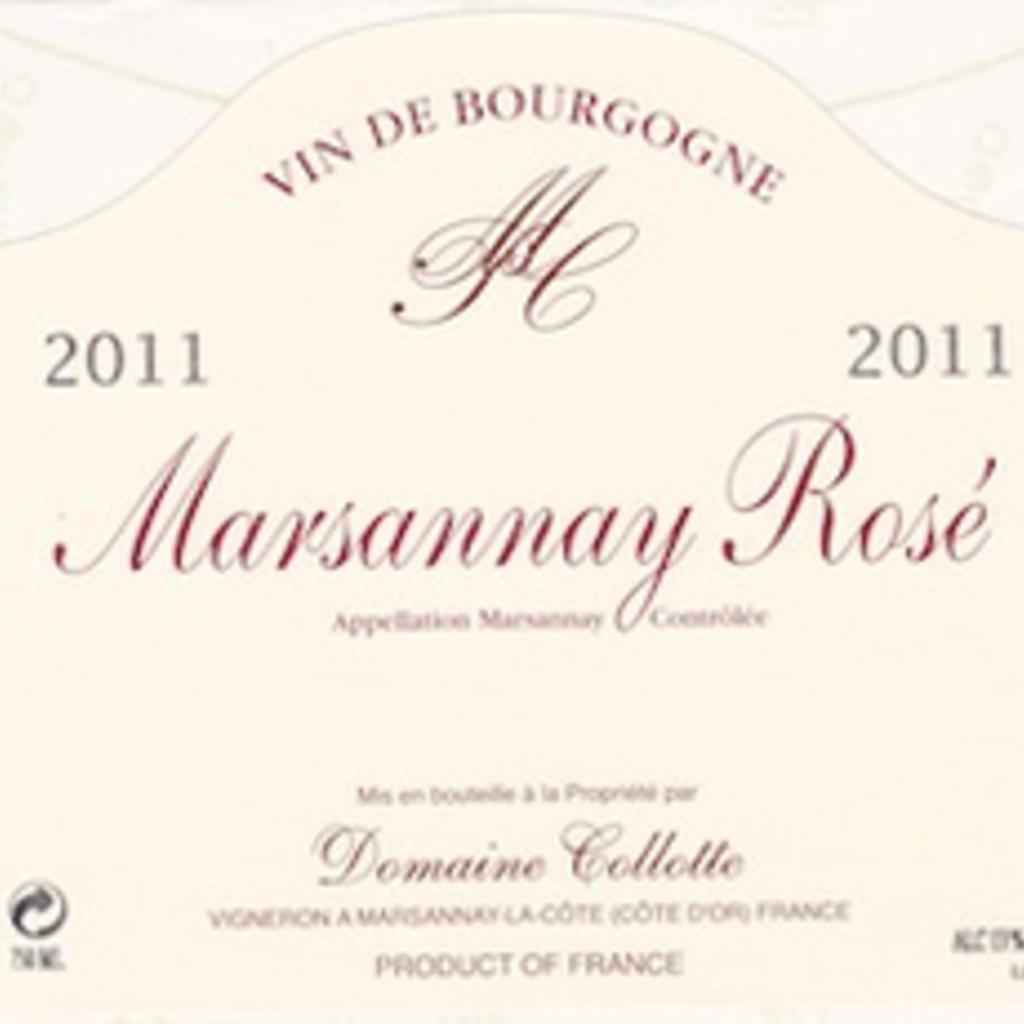 Domaine Collotte Marsannay Rose 2020