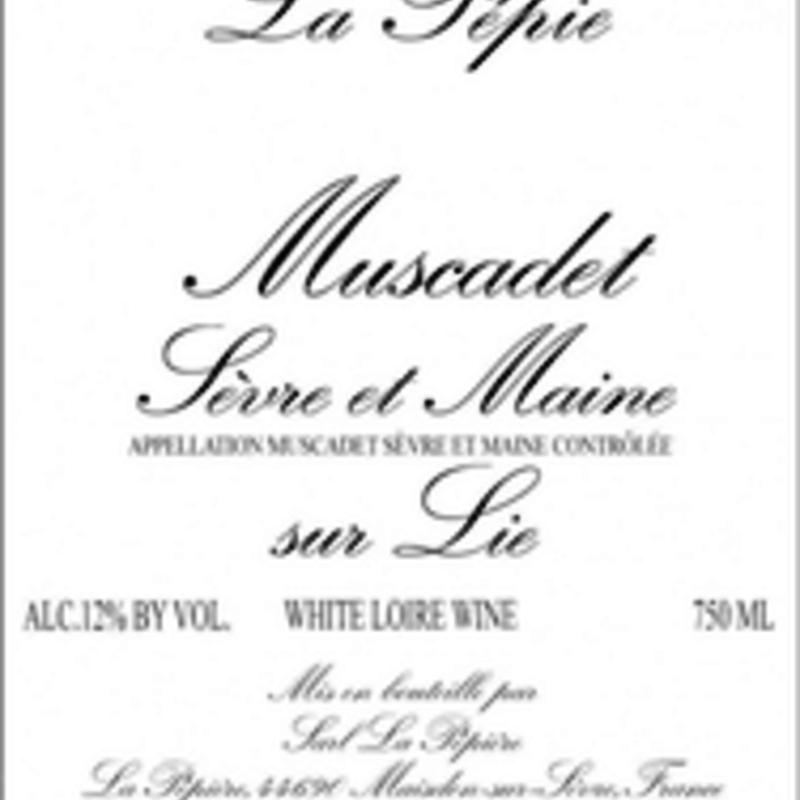 Domaine de la Pepiere Muscadet Sevre-et-Maine Sur Lie La Pepie 2019 1.5L
