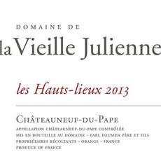 Domaine de la Vieille Julienne Chateauneuf-du-Pape Reserve 2017