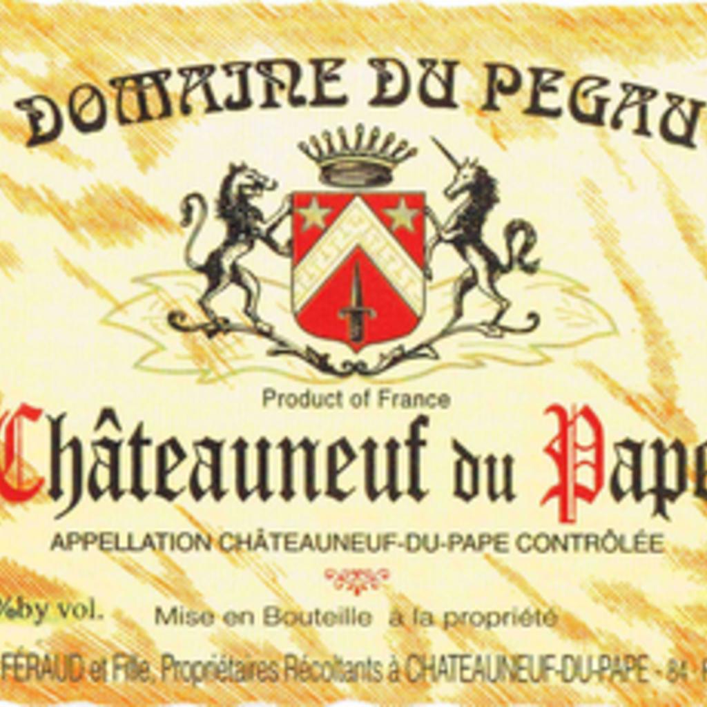 Domaine du Pegau Chateauneuf-du-Pape Cuvee Reservee 2015