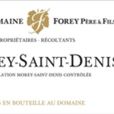 Domaine Forey Pere & Fils Morey-Saint-Denis 2018