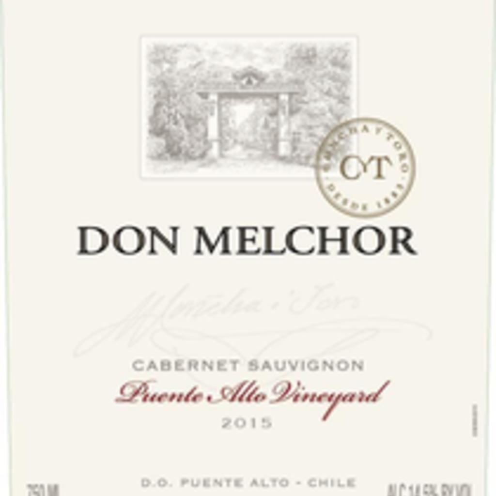 Don Melchor Puente Alto Vineyard Cabernet Sauvignon 2014