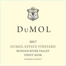 "Dumol ""Estate Vineyard"" Pinot Noir 2015"