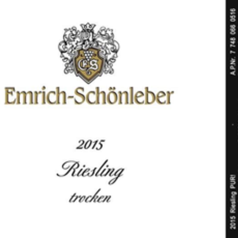 Emrich-Schonleber Riesling Trocken 2020