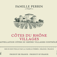 Famille Perrin Cotes du Rhone Villages 2018