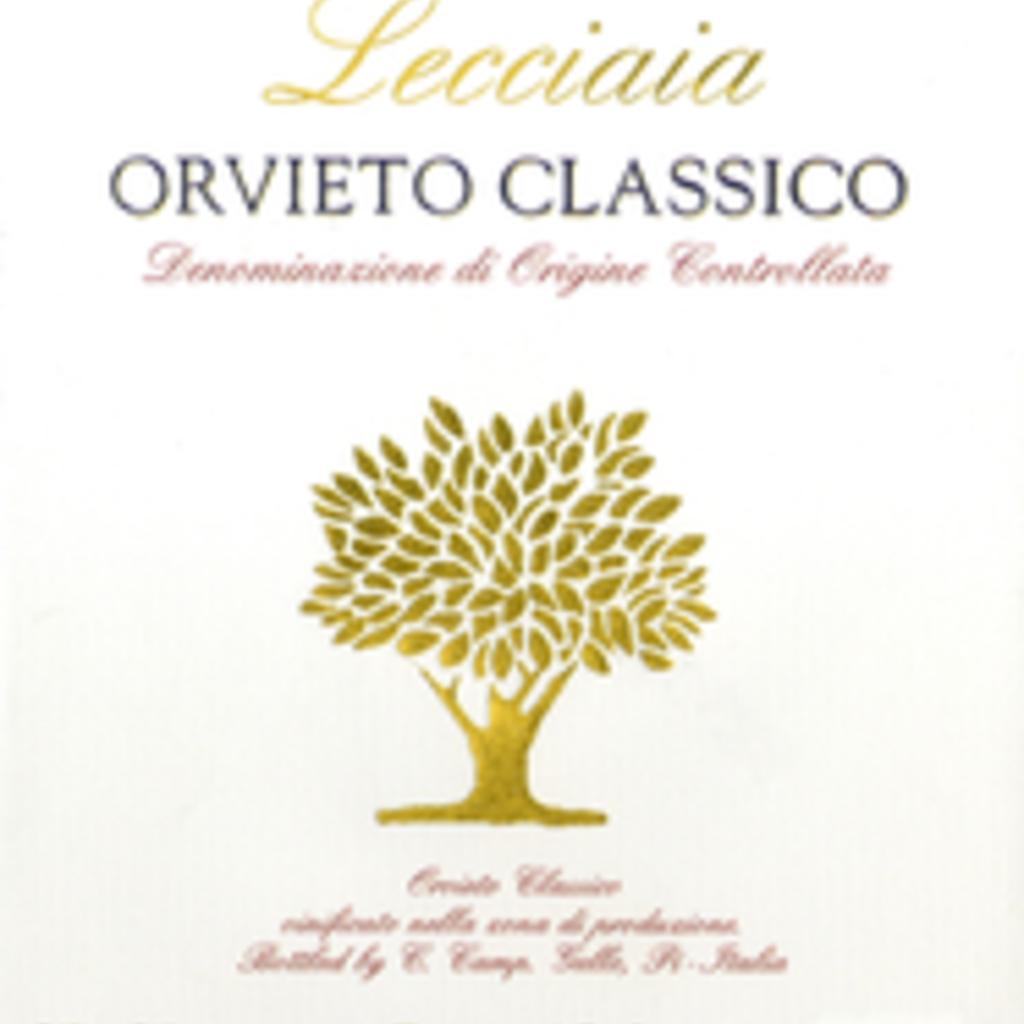 Fattoria la Lecciaia Orvieto Classico 2018