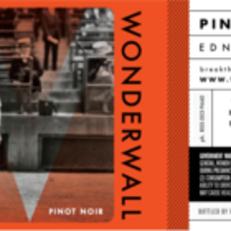 "Field Recordings ""Wonderwall"" Pinot Noir 2019"