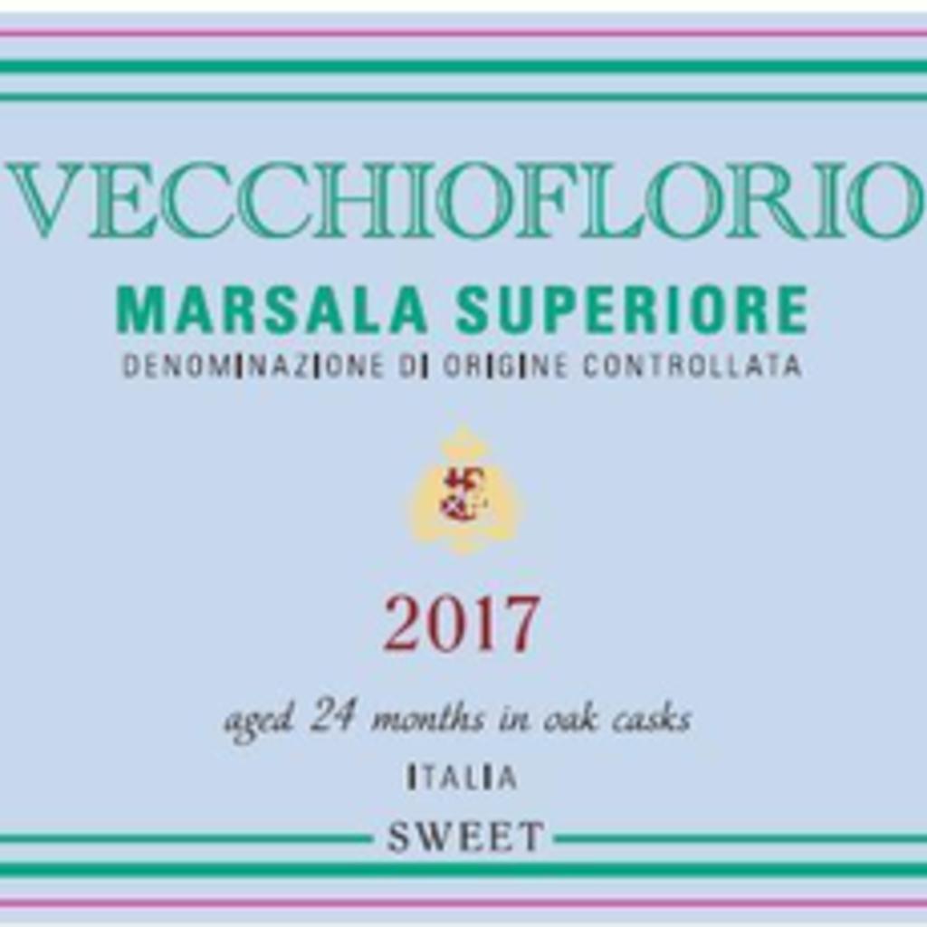 Florio Marsala Sweet 375mL