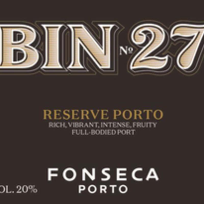 "Fonseca ""Bin 27"" Port NV"