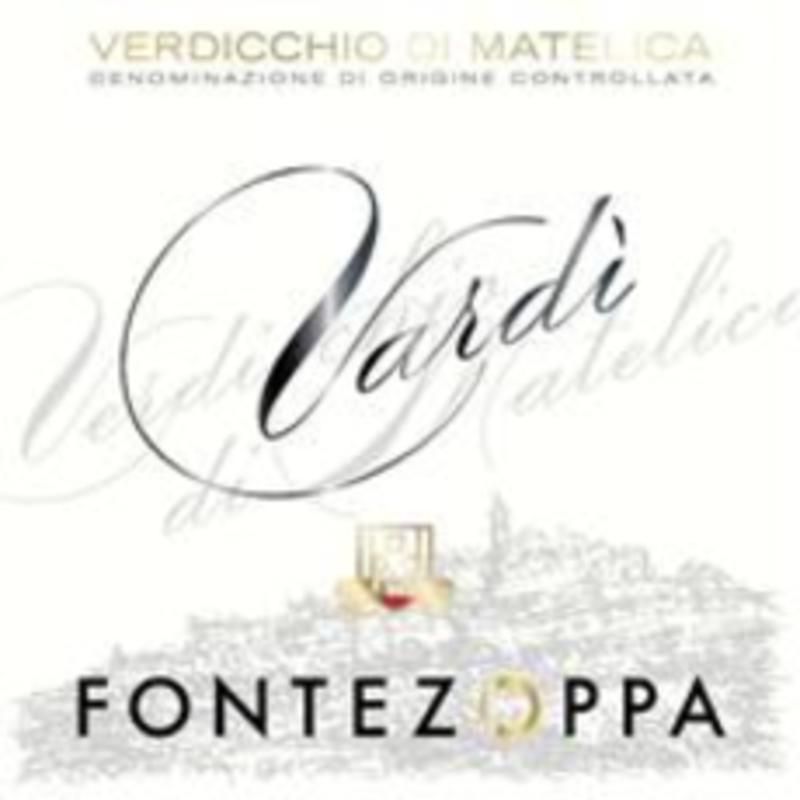"""Fontezoppa """"Vardi"""" Verdicchio di Matelica 2019"""