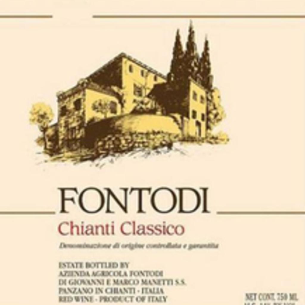 Fontodi Chianti Classico 2017 750mL