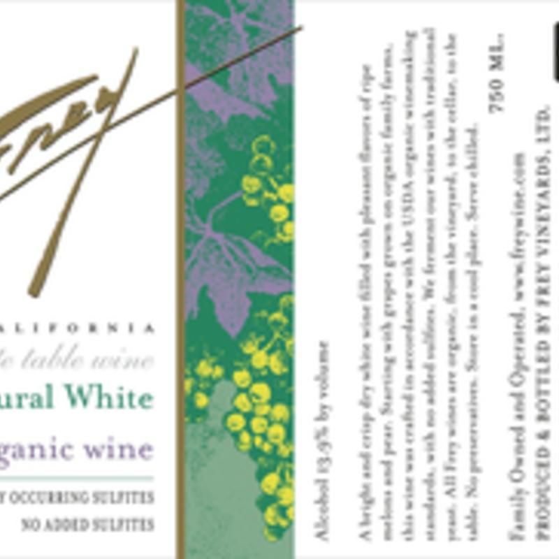 Frey Vineyards Natural White NV
