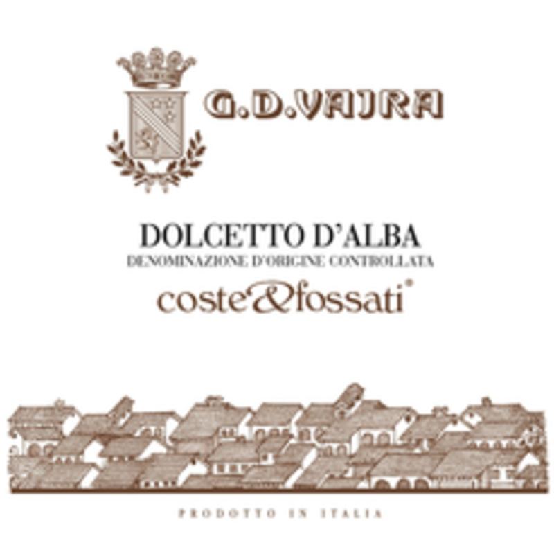 "G.D. Vajra ""Coste & Fossati"" Dolcetto 2019"