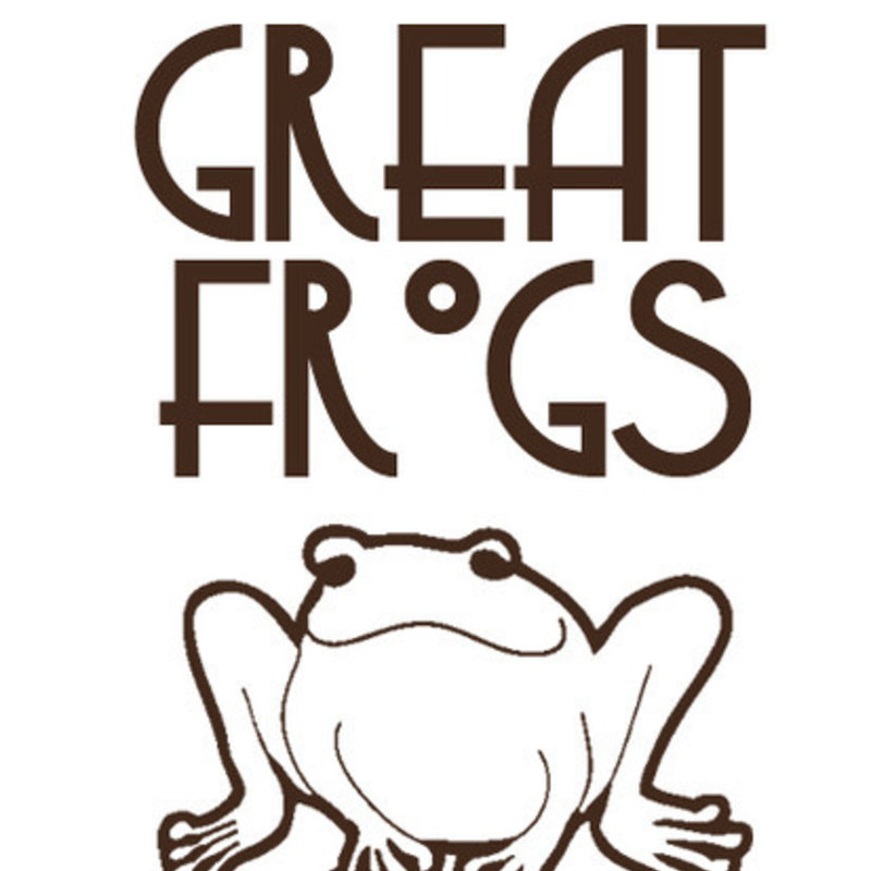 """Great Frogs """"Share the Love"""" White 2020"""