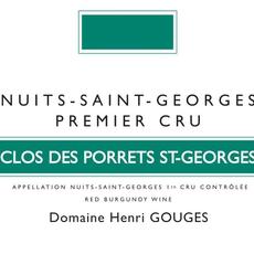 Henri Gouges Nuits-Saint-Georges 1er Cru Clos des Porrets 2017 375mL