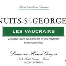 Henri Gouges Nuits-Saint-Georges 1er Cru Les Vaucrains 2017